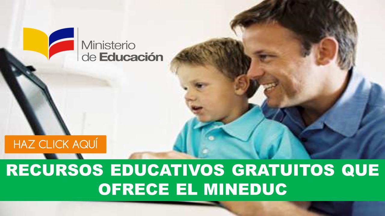recursos educativos mineduc