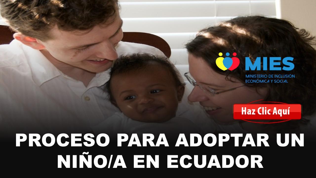 proceso de adopciones