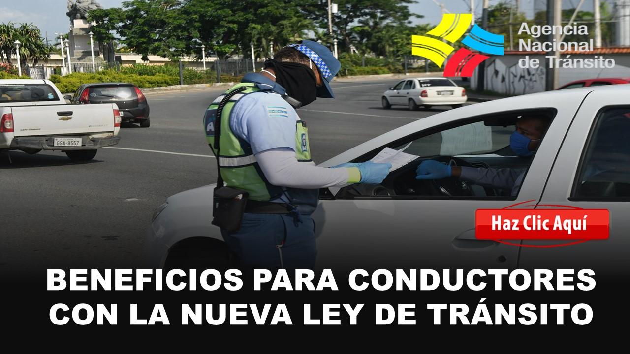 nueva ley de tránsito